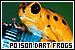 Frogs: Poison Dart